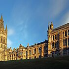 University of Glasgow by Maria Gaellman