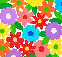 FLOWER SPLENDOR by RainbowArt