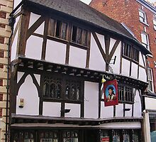 The Kings Head, Shrewsbury by lezvee