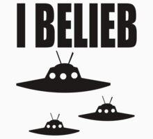 I Belieb In Aliens  by Six 3