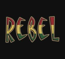Rebel decoration Clothing & Stickers Clothing & Stickers by goodmusic