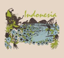 Indonesia Tropical by whereables