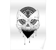ENIGMATIC SKULL Poster