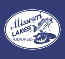 Missouri Lakes. The home of the bass by whereables