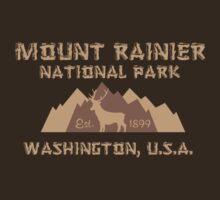 Mount Rainier National Park by whereables