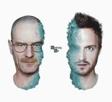 Breaking bad jesse pinkman and walter white by rbslave1
