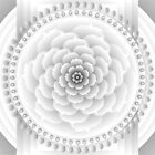 White Light Mandala by shoffman