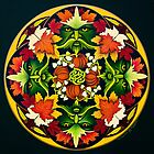 Mandala Magic by Marg Thomson by fullcirclemandalas  is Marg Thomson
