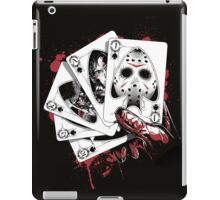 Killer Flush (J) iPad Case/Skin