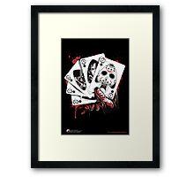 Killer Flush (J) Framed Print