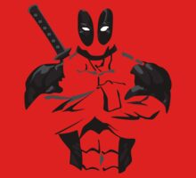 DeadPool by Johnny Tsunami