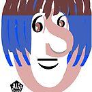 Typortraiture Ringo Starr by Seth  Weaver