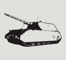 Panzer VIII Maus by deathdagger