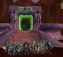 Guild poster (Sedulous by ShaneWaller