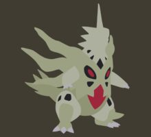 Mega Tyranitar by ArcaneFire