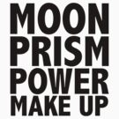 Moon Prism Power Make Up! by gtooth