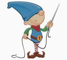 Elf Character - Needle & Thread by DesignWolf