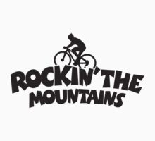 Rockin' the Mountains Mountainbiking by theshirtshops