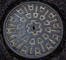 Full Metal Manhole by artsandherbs