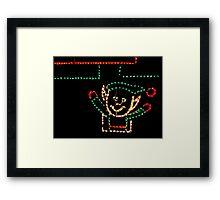 Elf Framed Print