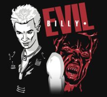 Billy Evil by SnippyFox