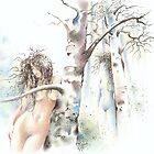 """""""NOVEMBER"""" from the series """"Calender Sheets"""" by Anna Ewa Miarczynska"""