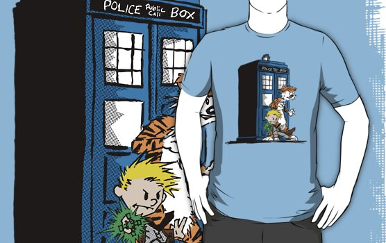Doctor Calvin, Time Lord by fmm3