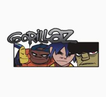 Gorillaz by BRCompany