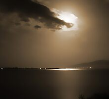 smooth sepia moonlight by tbshots