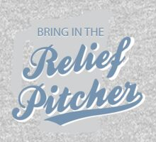 Bring in the relief pitcher (of beer) by partyanimal
