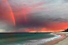 Cottesloe Beach Sunrise by EOS20