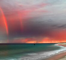 Cottesloe Beach Sunrise by EOS20