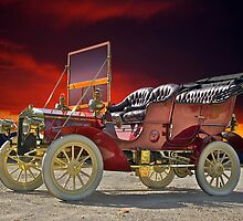 1906 Buick Model F Touring Car I by DaveKoontz