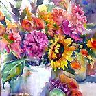 Fall Floral by Marybeth Cunningham