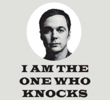 Sheldon Cooper - I am the one who knocks by scipio