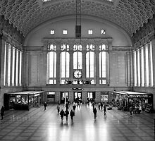 Osthalle, Leipzig Hauptbahnhof by Nick Coates