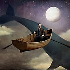 Night Flight by ChristianSchloe