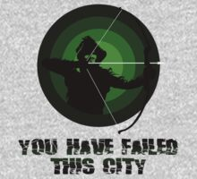 You Have Failed This City by gofreshfeelgood