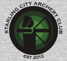 Starling City Archery Club by gofreshfeelgood