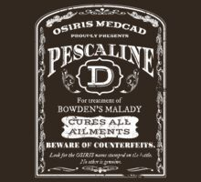Pescaline D by jabbtees