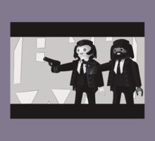 Pulp Fiction vs Playmobil by Diego de Sousa
