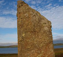 Ring of Brodgar (6) by kalaryder
