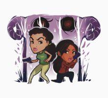 Mills Sisters. by asieybarbie