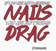 Nails, Nails, Nails by Hannah Garner