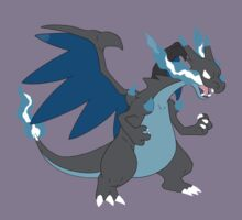 Simple Mega Charizard Design by YouKnowThatGuy