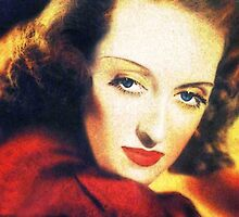 BETTE DAVIS by Terry Collett