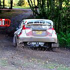 Subaru Impreza No 106 by Willie Jackson