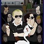Hot Fuzz by Matt Kroeger