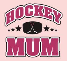 Hockey Mom by nektarinchen