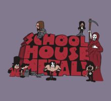 School House Metal by Ratigan